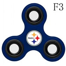 NFL Pittsburgh Steelers blue Finger Spinner
