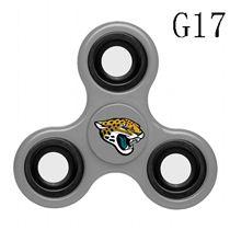 NFL Jacksonville Jaguars gray Finger Spinner