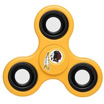 NFL Redskins-Yellow-Team-Logo-Finger-Spinner