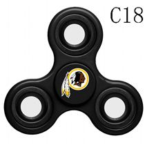 NFL Washington Redskins Black Finger Spinner