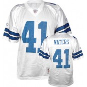 Reebok Dallas Cowboys NFL #41 Charlie Waters Legends Football White Jersey