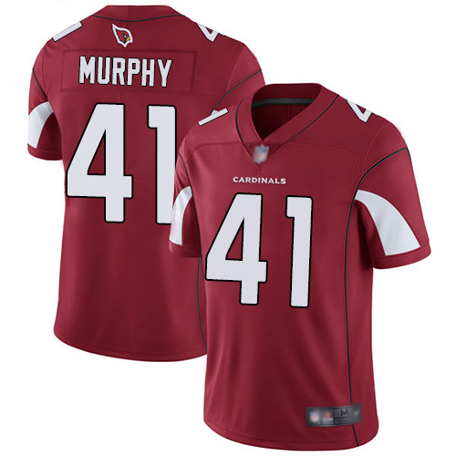 Cardinals #41 Byron Murphy Red Team Color Youth Stitched Football Vapor Untouchable Limited Jersey