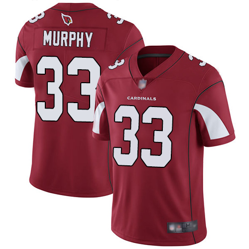 Cardinals #33 Byron Murphy Red Team Color Youth Stitched Football Vapor Untouchable Limited Jersey