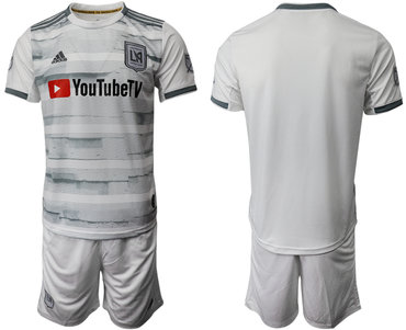2019-20 Los Angeles FC Away Soccer Jersey